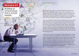 Titanium Business Cards 7 Reasons Why Entrepreneurs Fail Titanium Guide