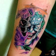 25 beautiful comic tattoo ideas on pinterest batman joker