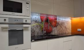 wall panels for kitchen backsplash printed glass pane for kitchen backsplash wall dekoorklaas