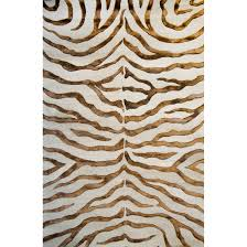 Black And Brown Area Rugs Brown Zebra Area Rug Roselawnlutheran