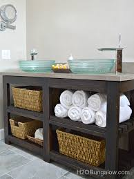 do it yourself bathroom vanity 7 diy bathroom vanities you can make before the guests arrive