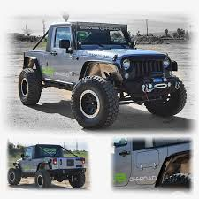 jeep truck conversion dv8 truck conversion rocky top customz knoxville s premier full