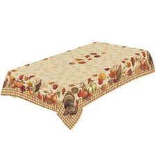 thanksgiving table linens for the home jcpenney