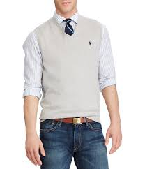 ralph sweater polo ralph pima v neck sweater vest dillards