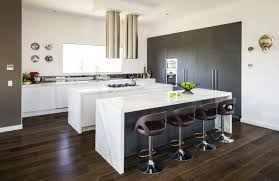 kitchen with island bench stunning modern kitchen pictures and design ideas smith u0026 smith