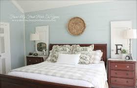 Before And After Bedroom Makeover Pictures - light blue bedroom makeover budget bedroom before and after