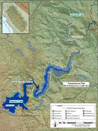 Flat Map Of The United States temperance flat dam wikipedia