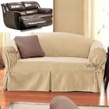 Slipcover For Recliner Sofa Reclining Loveseat Slipcover Drinkmorinaga