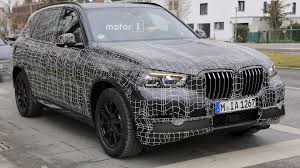bmw x5 inside new bmw x5 looks aggressive in latest spy shots