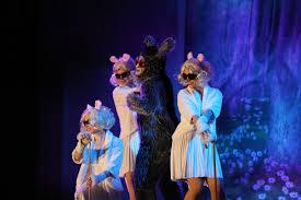 Shrek 3 Blind Mice Review Shrek At The Suburban Players Theatrebloom