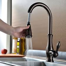 restaurant kitchen faucets 6 reasons your restaurant kitchen should a pullout kitchen