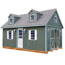 Best Sheds by Shop Best Barns Common 12 Ft X 24 Ft Interior Dimensions 11 42