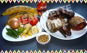 jeannette cuisine le foufou est l aliment de base qui jeannette cuisine