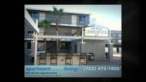 One Bedroom Apartments Las Vegas 8th Street Apartments Las Vegas Apartments For Rent Youtube
