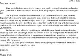 download thank you letter to teacher for free formtemplate