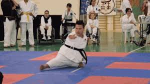 imagenes gif karate what do you call a guy with no arms or legs doing karate gifs