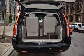 cadillac minivan 2015 cadillac escalade esv ceo limosine stock gc roland156 for