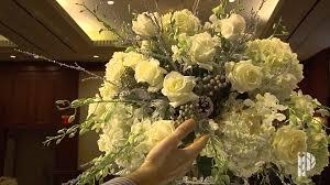 Wedding Flower Arrangements Part 2 Of 4 Wedding Flowers Behind The Scenes Centerpieces Youtube