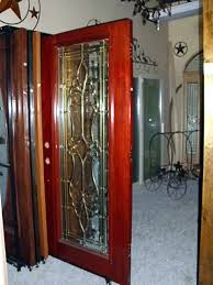 decorative replacement glass for front door services