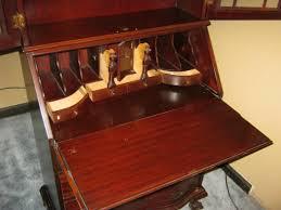 antique desk with hidden compartments muallimce