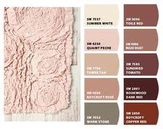 rosy outlook paint color sw 6316 by sherwin williams view