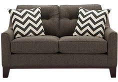 Rooms To Go Sleeper Loveseat Parker Place Gray Loveseat 475 00 65w X 37d X 29h Find