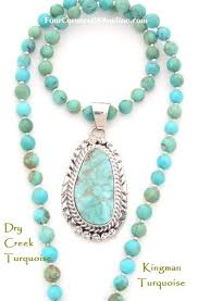 blue turquoise pendant necklace images Dry creek turquoise pendants necklaces jewelry sets jpg