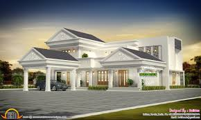 modern kerala home design in 3000 sq ft kerala home design and