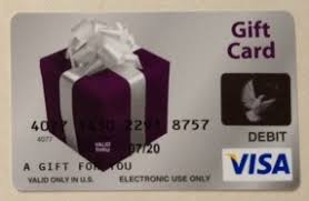 bank gift cards gift cards to use for manufactured spending with a pin