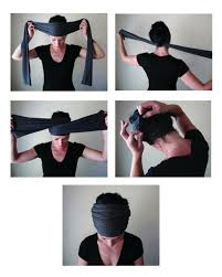 struggling to tie a headwrap here are a few easy steps no need