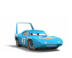 teal car cars 3 review ign
