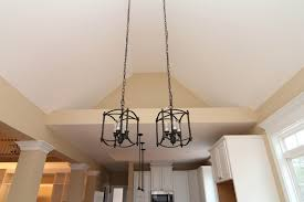 Farmhouse Island Lighting by White Farmhouse Raleigh Nc U2013 Stanton Homes