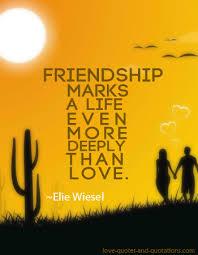 friendship quote celebrating friends