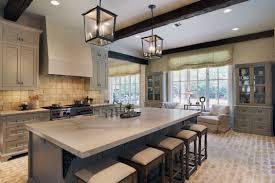 Brick Floor Kitchen by Houston Lifestyles U0026 Homes Magazine Space Location Specific