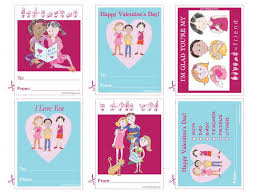 anti s day cards free printable valentines day cards for school with free