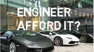 porsche mechanic salary what cars can you afford as an engineer youtube