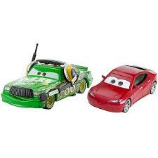 cars 3 film izle disney pixar cars 3 chick hicks with headset natalie certain die