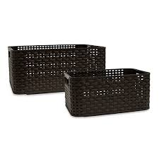 Basket Drawers For Bathroom Bathroom Storage Cabinets U0026 Organizers Bed Bath U0026 Beyond