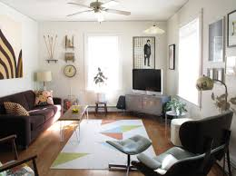 small modern living room ideas when and how to place your tv in the corner of a room