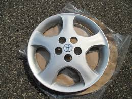 toyota corolla 2006 hubcap one 2005 2006 2007 2008 toyota corolla ce hubcap wheel cover