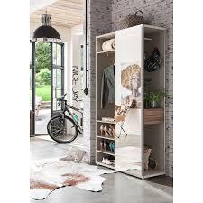 garderobenschrank design moderner garderobenschrank hamme mooved grau nussbaum der
