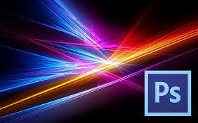 cara membuat logo bercahaya di photoshop cara singkat dan mudah membuat efek cahaya yang keren dengan