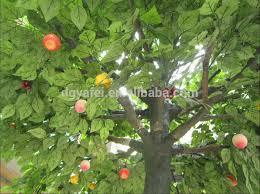 sale artificial fruit tree high imitation plastic fruit