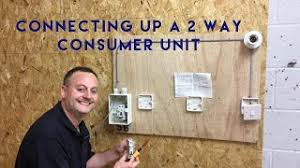 hmongbuy net how to wire rcd in garage shed consumer unit uk