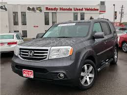 honda crossroad 2008 new and used honda pilots in mississauga on carpages ca