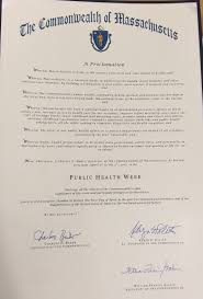 Massachusetts Commission For The Blind Public Health Week In Mass