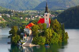 lake bled cheap lake bled slovenia purple travel