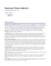 objective for resume in medical field staff adjuster cover letter about me resume examples field adjuster cover letter cyber security officer cover letter independent claims adjuster resume insurance appraiser auto