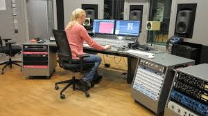 Small Music Studio Desk by Centre For Music And Technology University Of The Arts Helsinki
