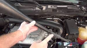 transmission fluid replacement 2002 2007 v6 saturn vue youtube